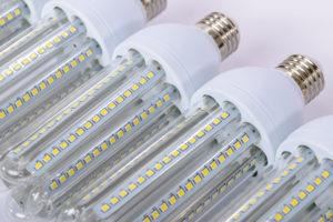 中小企業 大企業 LED