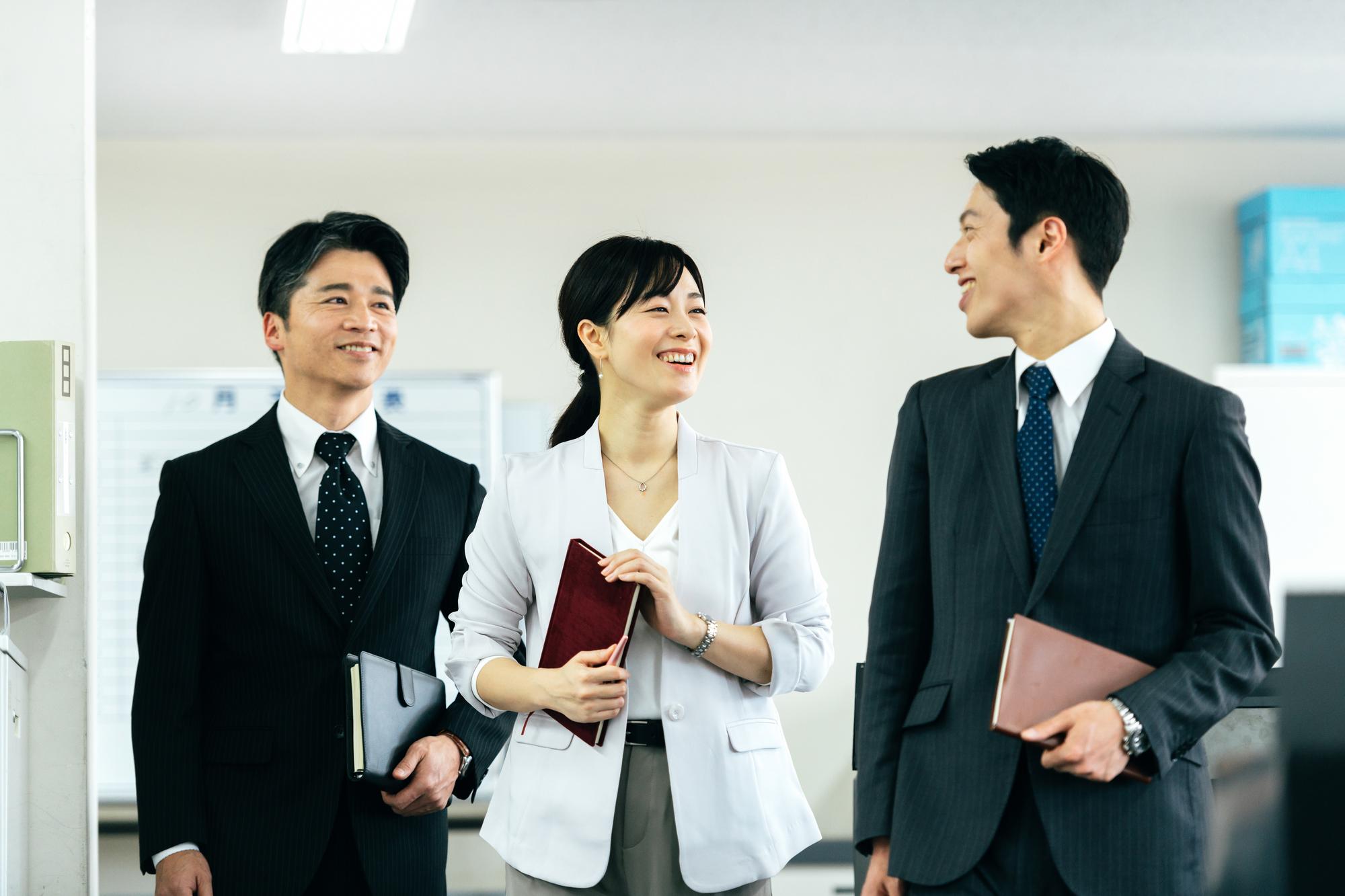 中小企業 社員